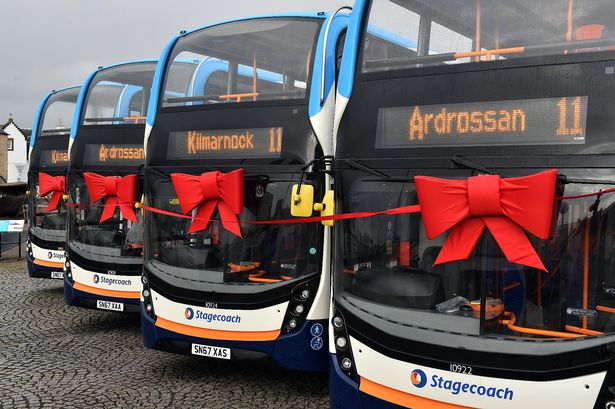 Ayrshire Institutions: The Number 11Bus
