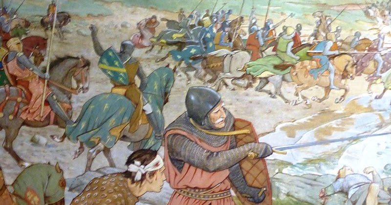 The Battle ofLargs