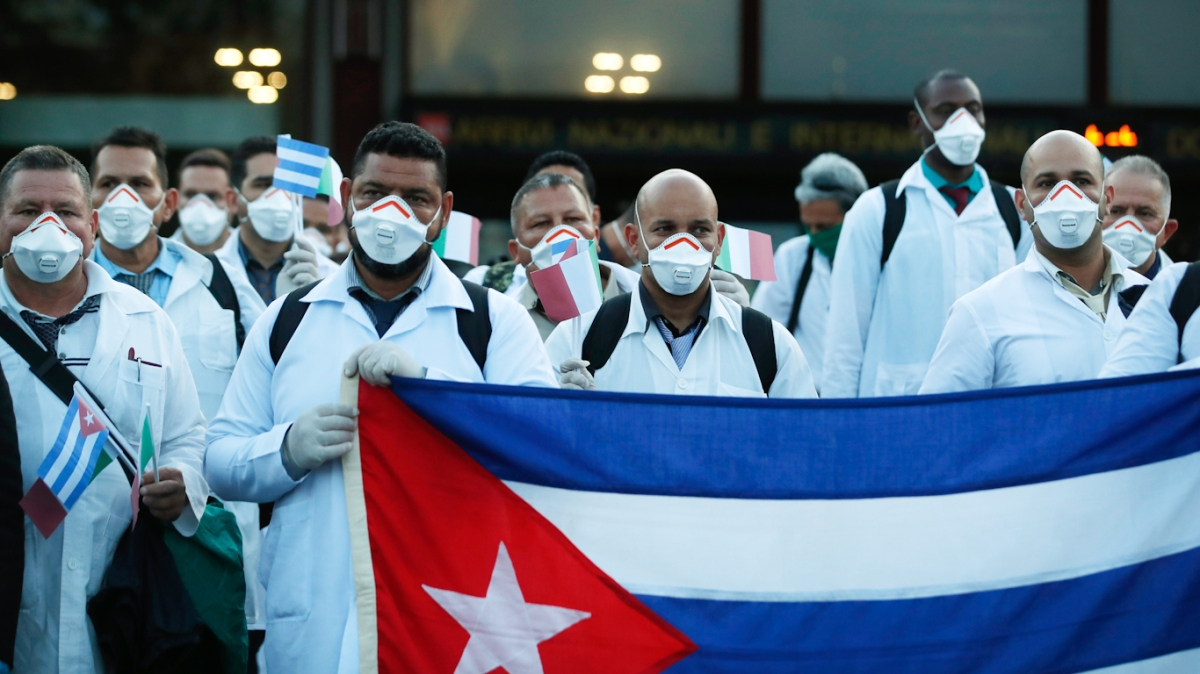 Pandemic Perspective: The Cuban HealthcareEffort
