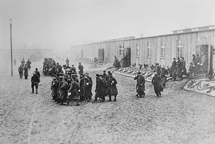 Memoirs of a Scottish Prisoner in WW1: Part2