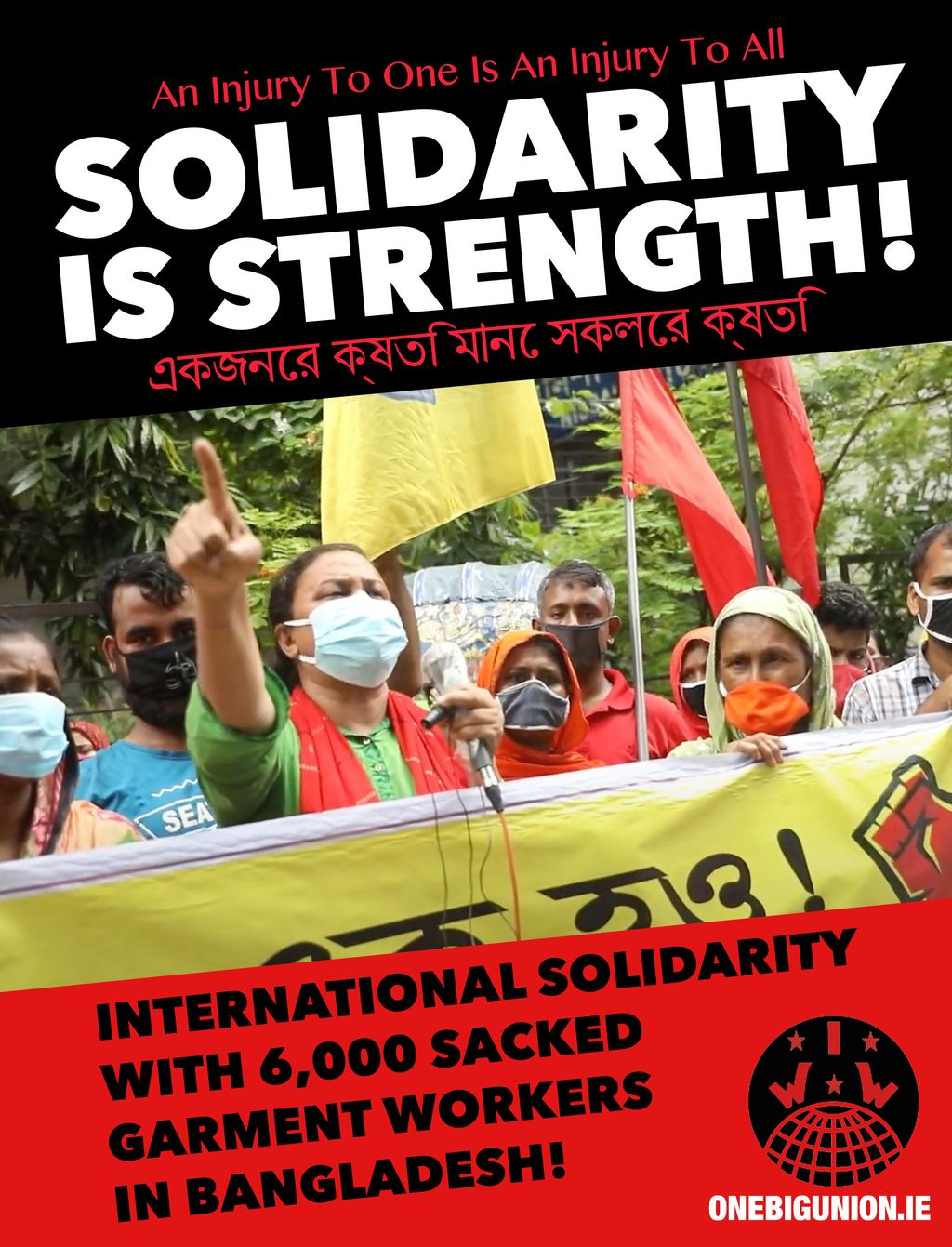 Solidarity with BangladeshiWorkers