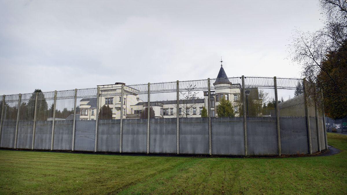 Dungavel: Scotland's Shame
