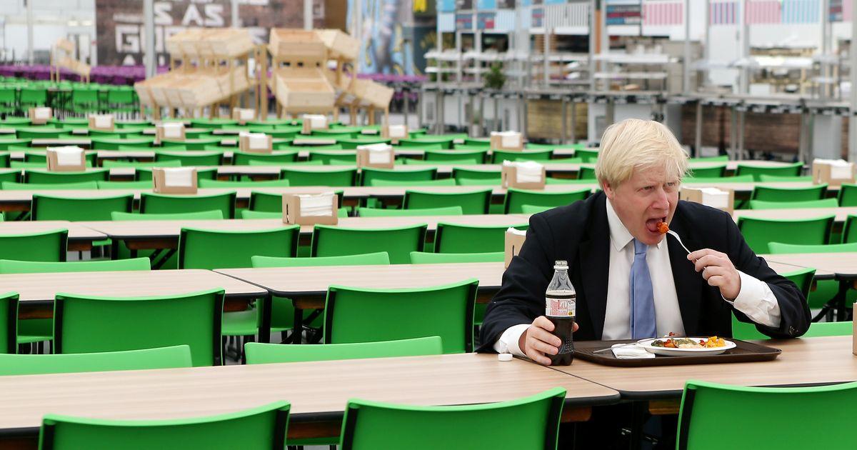 Tories Vote Against Free School MealsExtension