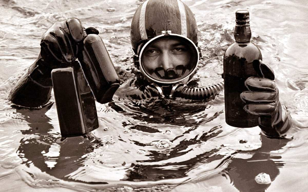 Bottled History: Museum Acquires Rare ShipwreckWhisky